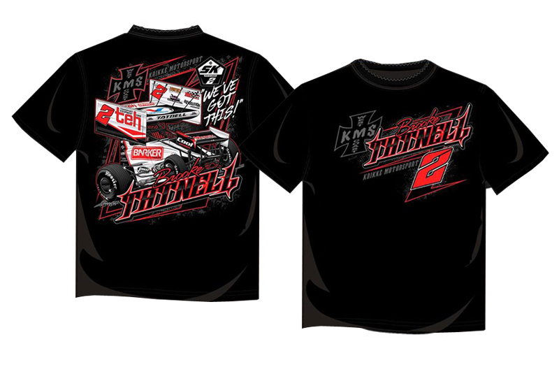 KMS/Tatnell Merchandise Available Online