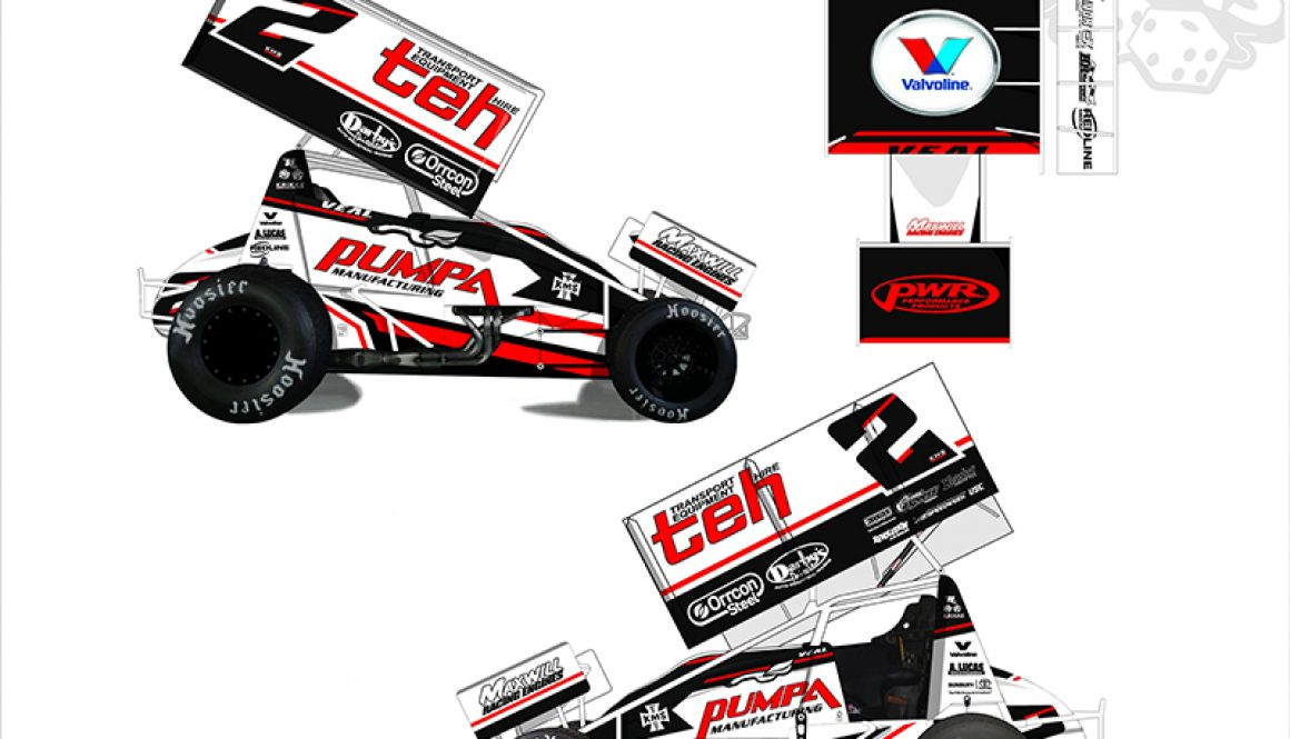 Krikke Motorsport Launch New Livery