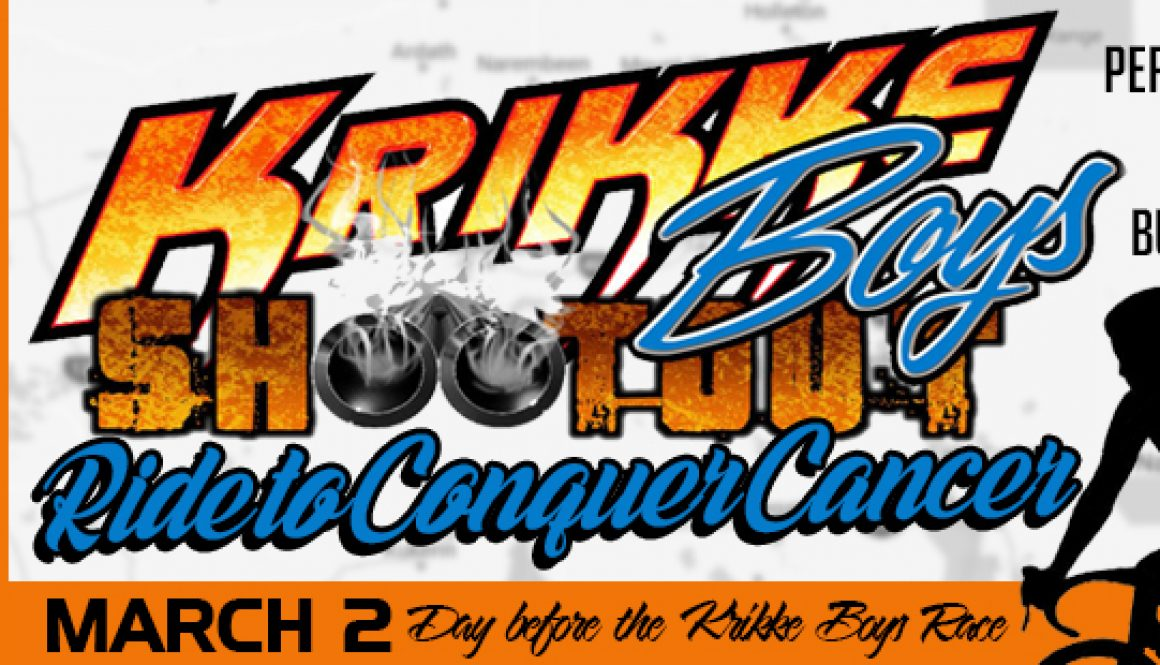 Krikke Boys Shootout Ride to Conquer Cancer