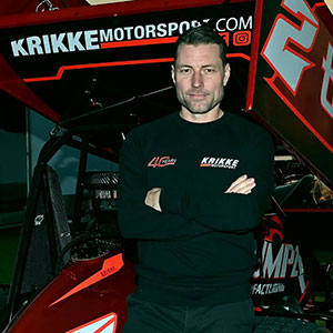 Team Manager<br>Ryan Krikke